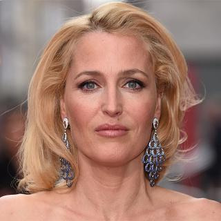 [Image of Gillian Anderson]