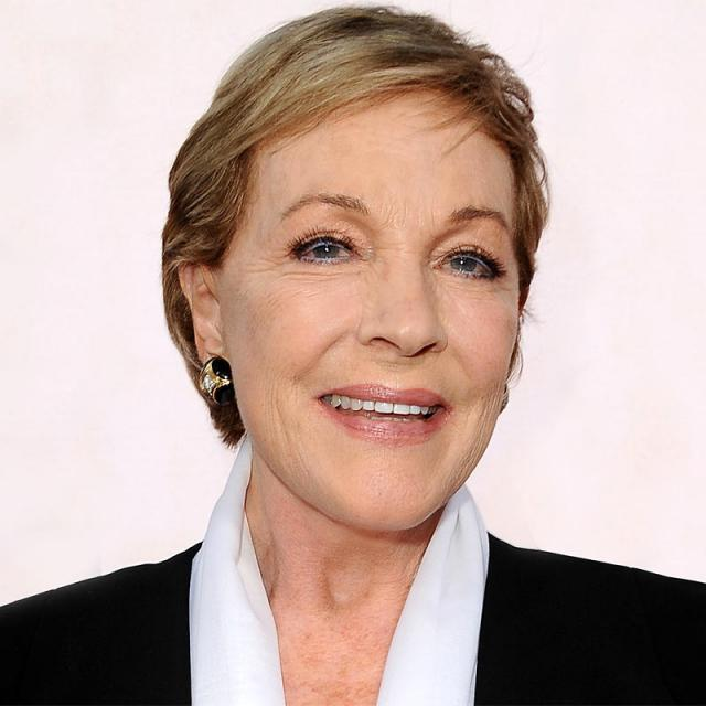 [Image of Julie Andrews]