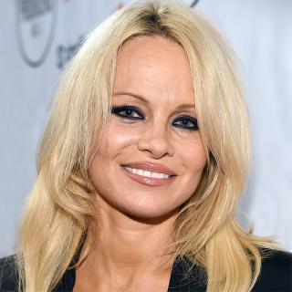 [Image of Pamela Anderson]