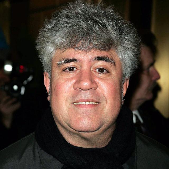 [Image of Pedro Almodovar]