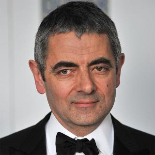 [Image of Rowan Atkinson]