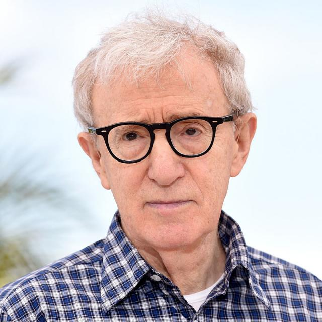 [Image of Woody Allen]
