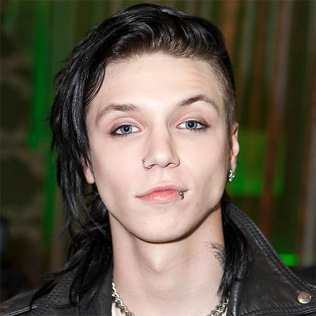 [Image of Andy Biersack]