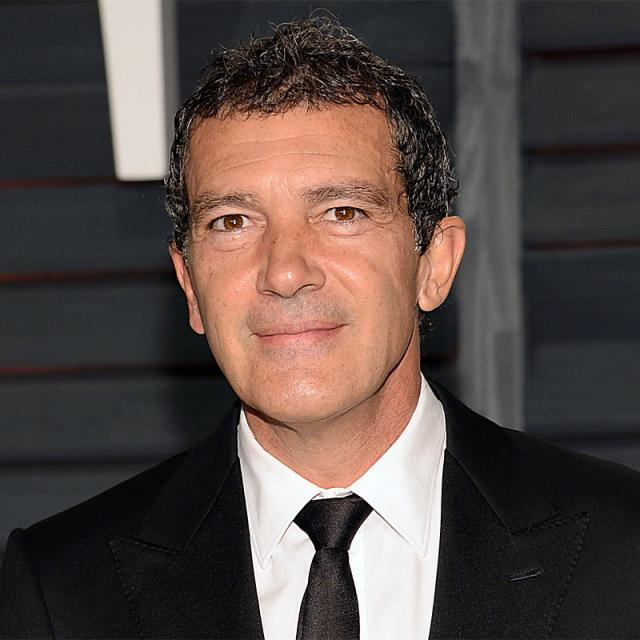 [Image of Antonio Banderas]