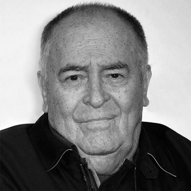 [Image of Bernardo Bertolucci]