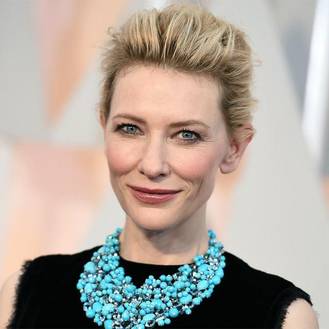 [Image of Cate Blanchett]