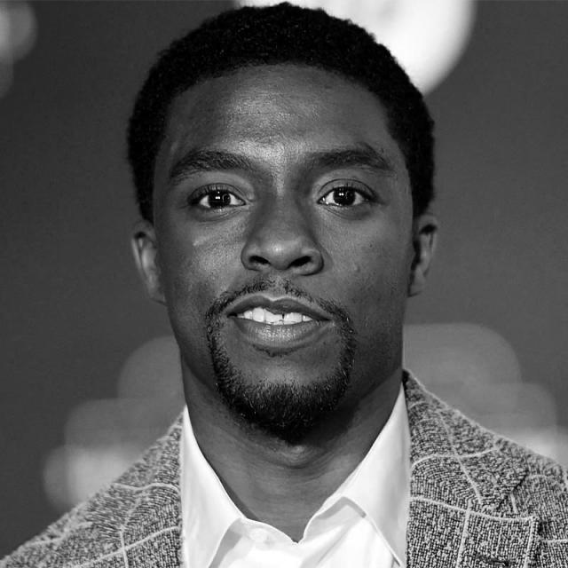 [Image of Chadwick Boseman]