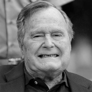 [Image of George H. W. Bush]