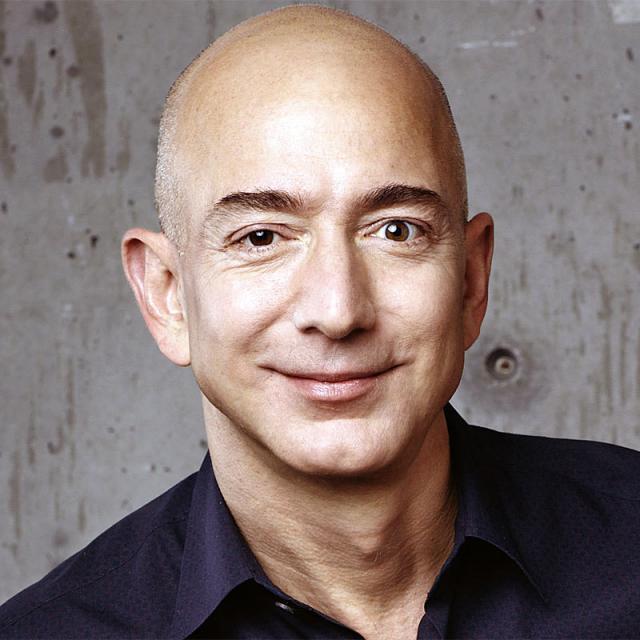 [Image of Jeff Bezos]