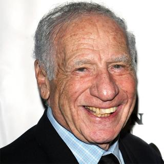 [Image of Mel Brooks]