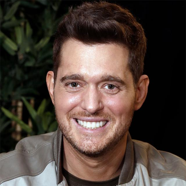 [Image of Michael Buble]