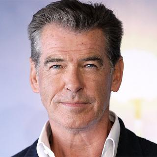 [Image of Pierce Brosnan]