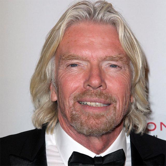 [Image of Richard Branson]
