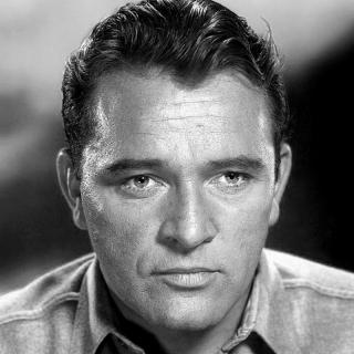 [Image of Richard Burton]