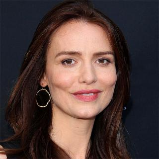 [Image of Saffron Burrows]