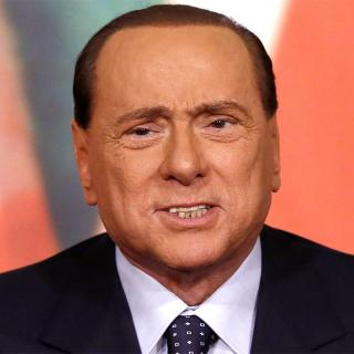 [Image of Silvio Berlusconi]