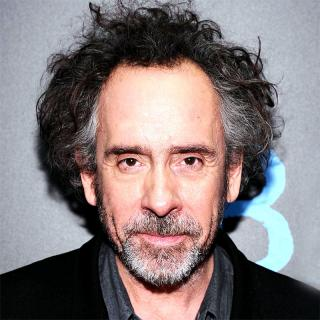 [Image of Tim Burton]