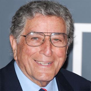 [Image of Tony Bennett]