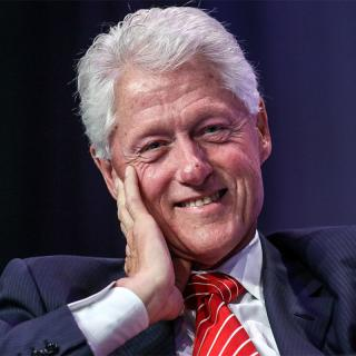 [Image of Bill Clinton]