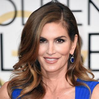 [Image of Cindy Crawford]