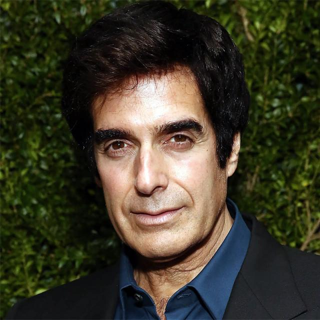 [Image of David Copperfield]