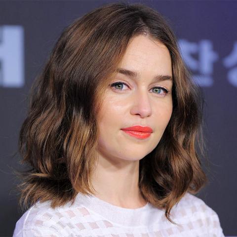 [Image of Emilia Clarke]