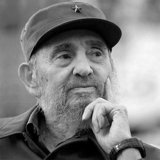 [Image of Fidel Castro]