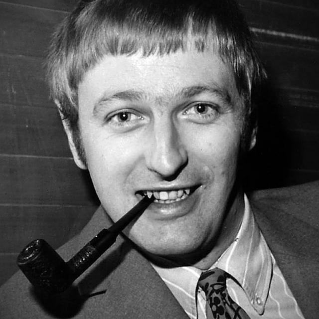 [Image of Graham Chapman]