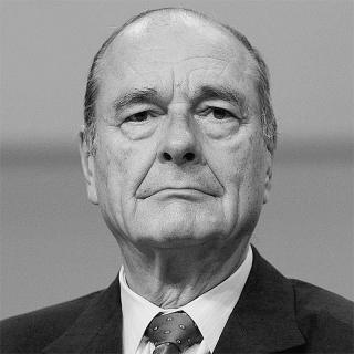 [Image of Jacques Chirac]