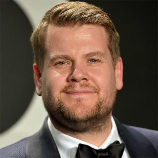 [Image of James Corden]