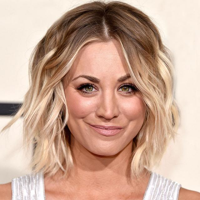 [Image of Kaley Cuoco]