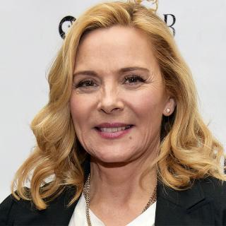 [Image of Kim Cattrall]