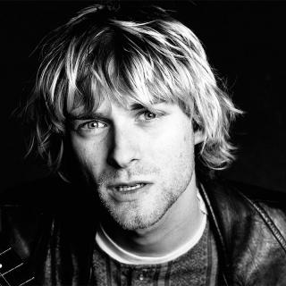 [Image of Kurt Cobain]