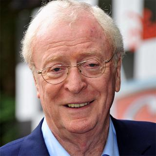 [Image of Michael Caine]