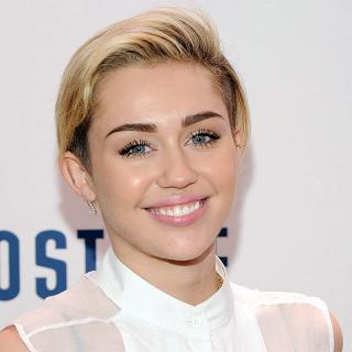 [Image of Miley Cyrus]