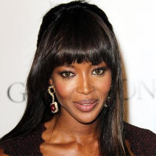 [Image of Naomi Campbell]