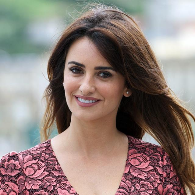 [Image of Penelope Cruz]