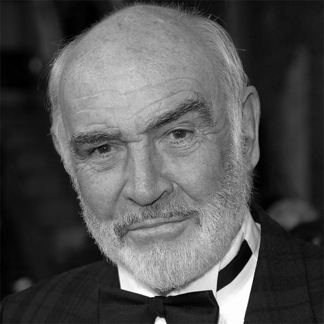 [Image of Sean Connery]