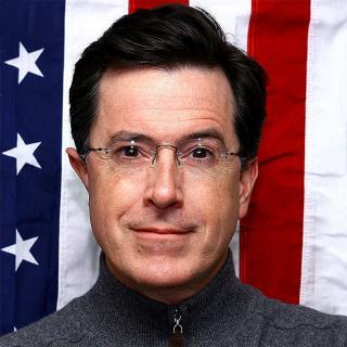 [Image of Stephen Colbert]