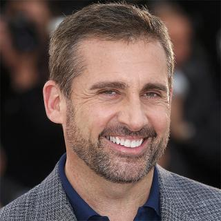 [Image of Steve Carell]