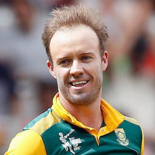 [Image of AB de Villiers]