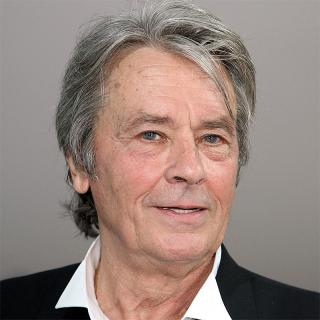 [Image of Alain Delon]