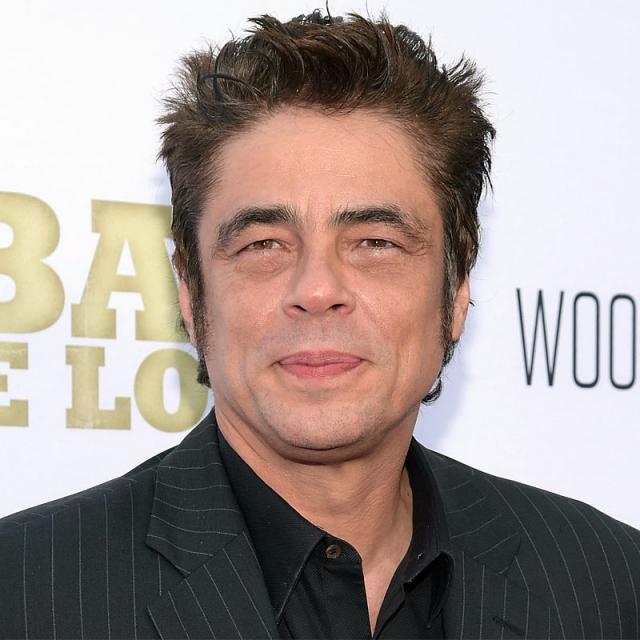 [Image of Benicio Del Toro]