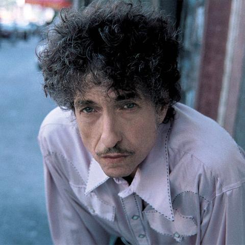 [Image of Bob Dylan]