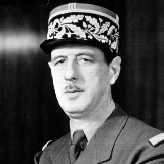 [Image of Charles de Gaulle]