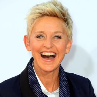 [Image of Ellen DeGeneres]