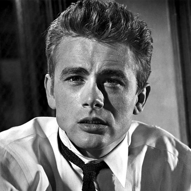 [Image of James Dean]