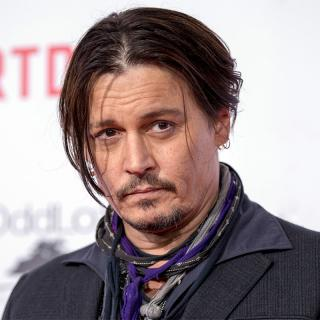 [Image of Johnny Depp]