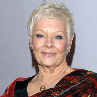 [Image of Judi Dench]