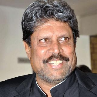 [Image of Kapil Dev]